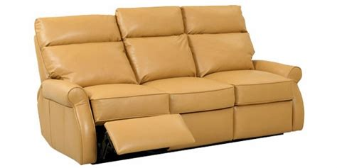 kirby couch leather pillow back dual reclining loveseat