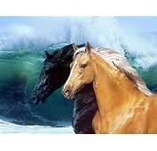 Paarden Wallpapers &187 Animaatjesnl