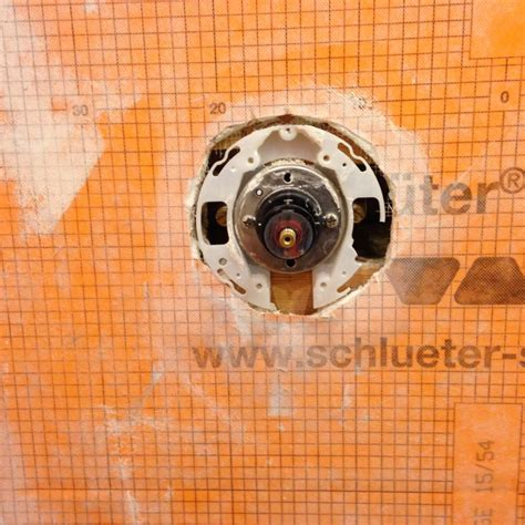 install kohler k304 valve installing a kohler rite temp bath shower valve k 304