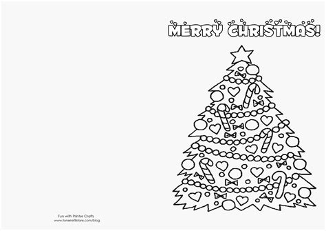Printable Christmas Cards In Color | christmas cards for kids to color coloring home