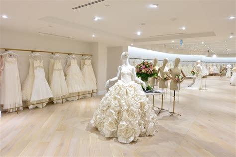 Wedding Shop Concept by Kleinfeld Bridal Store By Hbc Store Planning At Hudson S