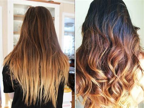 slike pramenova kose kolorizacija kose senčenje ili pramenovi u dve ili više