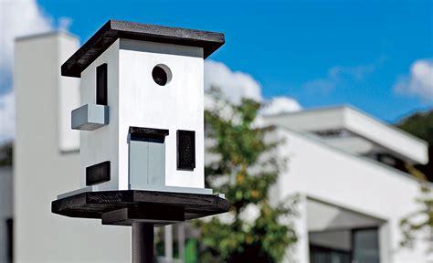 Moderne Gartenhäuser by Vogelhaus Bauanleitung Selbst De