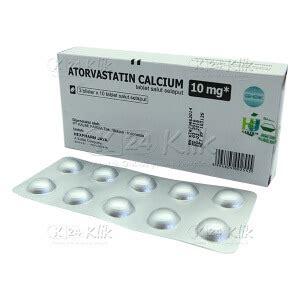 Obat Kolesterol Lipitor jual beli atorvastatin hexpharm 10mg tab k24klik