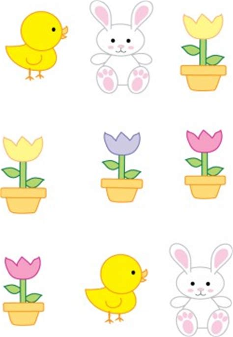 printable easter stickers stickers bunny duckie easter stickers free printable
