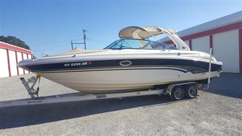 runabout boat for sale in ky 2001 used sea ray 290 bowrider runabout boat for sale