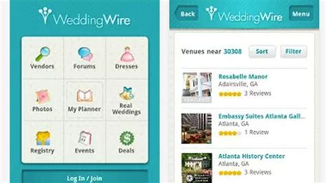 Top 10 Best Wedding Planning Apps for Android iOS iPhone