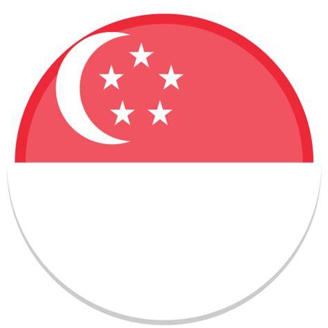 icon design singapore singapore icon round world flags iconset custom icon