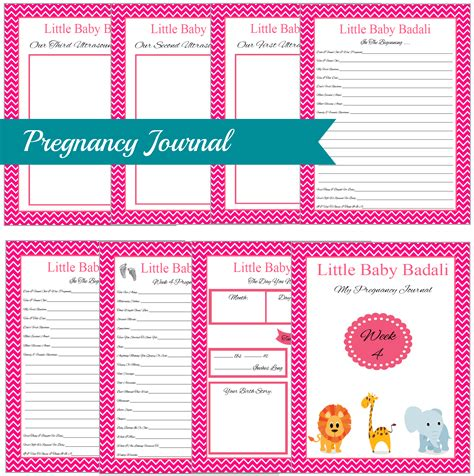 Free Pregnancy Giveaways - pregnancy journals archives extreme couponing mom