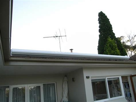 roof mounted awning roof mounted awnings folding arm eco awnings