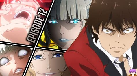 Anime 50 Episode by Anime Original Ending Kakegurui Episode 12 Anime Review