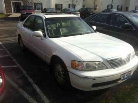 manual cars for sale 1998 acura rl navigation system purchase used 1998 acura rl in sheffield lake ohio united states for us 3 000 00