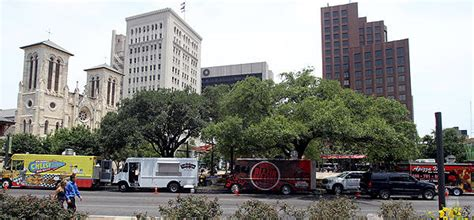 food trucks to flock to travis park july 31 the downtown