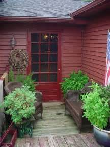 images  primitive front porches  pinterest