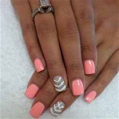 Onglerie Deco by Deco Ongles Courts Deco Ongle Fr