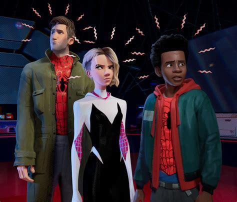 spider man   spider verse image reveals costume