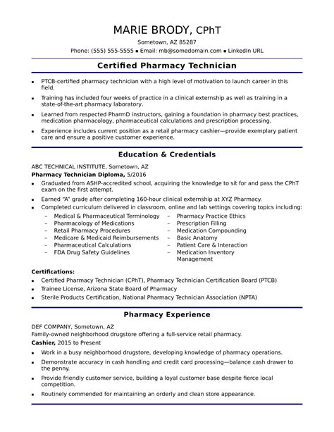 example of pharmacist resume retail pharmacist resume objective
