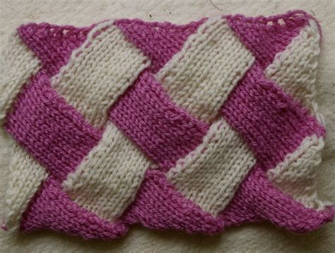 entrelac knitting tutorial entrelac knitting if i can do it you can do it