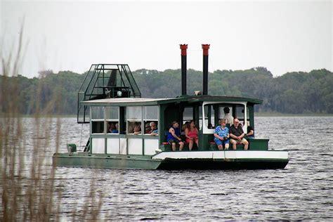 myakka river boat tour myakka river state park brennis reisewelt