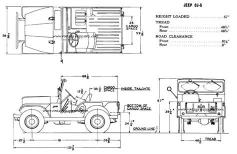 Jeep Wrangler Width Dimensions Jeep Wrangler