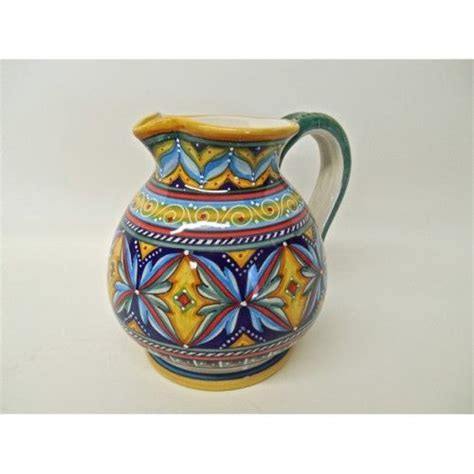 Handmade Italian Pottery - 17 best images about italian pottery on