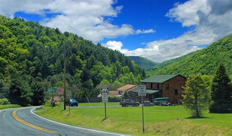 Potter County Search Pa Route 144 Potter County Jigsaw Puzzle In Puzzle Of The Day Puzzles On