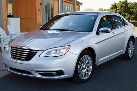 2013 chrysler sedan used 2014 chrysler 200 for sale pricing features edmunds