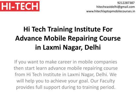 autocad tutorial in laxmi nagar delhi ppt hi tech training institute for advance mobile
