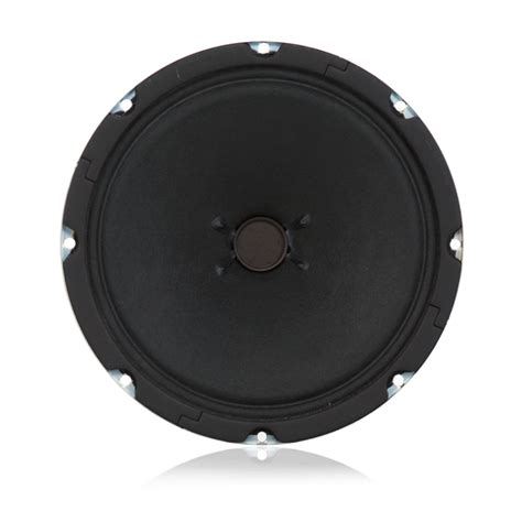 dual voice coil  ceiling loudspeaker  systems requiring secondary supervision atlasied