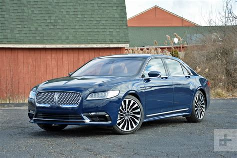 2019 the lincoln continental 2019 lincoln continental review digital trends
