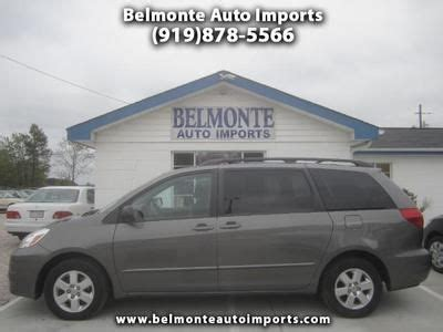 buy used 2008 toyota sienna xle automatic 4 door sedan in boulder colorado united states for