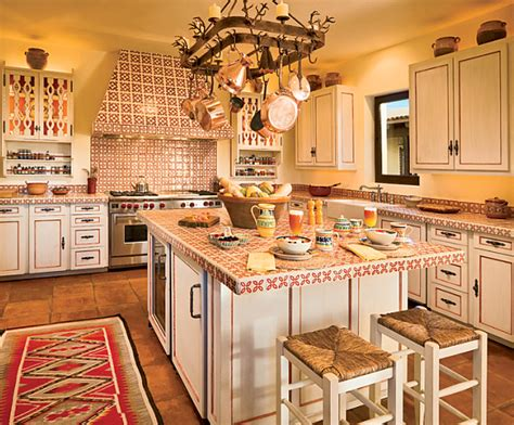 spanish kitchen design the island kitchen design trend here to stay