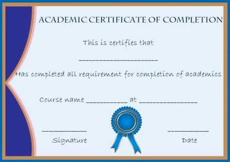 Certificate Of Completion 22 Templates In Word Format Demplates Anger Management Certificate Of Completion Template