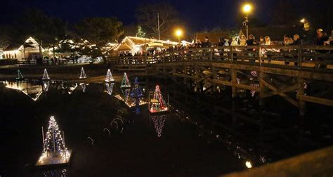 smithville holiday light show 14 things we love about the shore in the off season