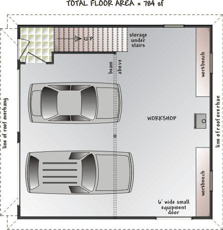 apartment  garage designs loft floor plan