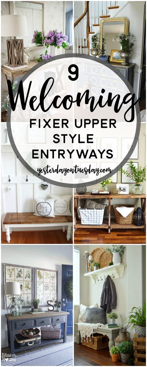 country vintage home decor 25 best ideas about country entryway on fall