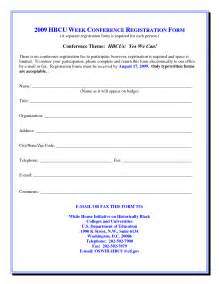 template for registration form in word best photos of for conference registration form template