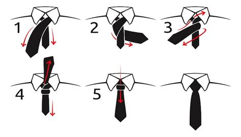 Easy Knots - how to tie a tie easy images how to guide and refrence
