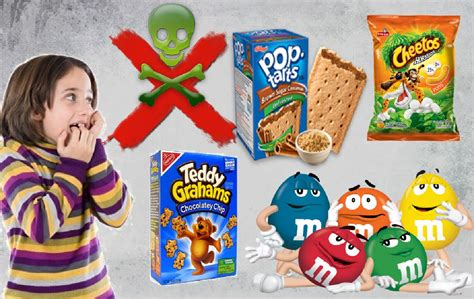 most popular things for kids top 5 most popular cancer causing snacks for kids exposed