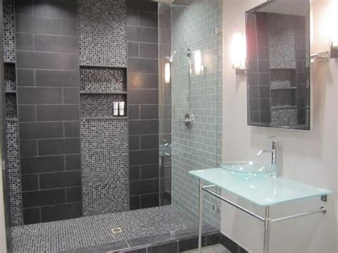 light tile with dark grout 98 best images about new shower bathroom ideas on