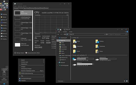 **OLD** DarkGrey Windows 10 theme   High Contrast by