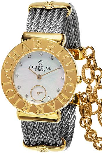 Charriol 30mm charriol st tropez 30mm model st30cy1 560 022