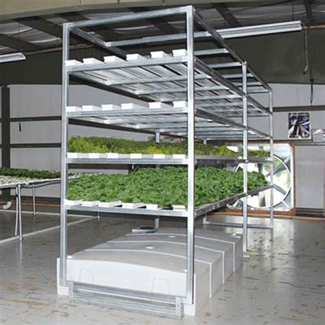 Portable Herb Garden by Hydrocycle Vertical Nft Lettuce Amp Herb System 4 Quot Pro 5