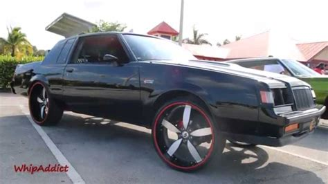 buick grand national rims whipaddict buick grand national on 24 quot ito forgiatios