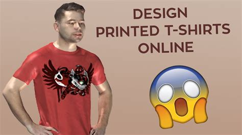 t shirt design maker youtube t shirt design software t shirt design maker design