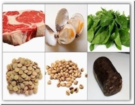 contenuto di ferro negli alimenti ferro oligoelementi propriet 224 ferro