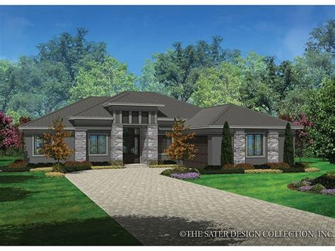 eplans contemporary modern house plan impressive eplans contemporary modern house plan prairie styling