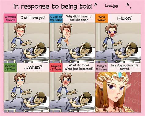 Response Memes - pics for gt princess zelda reaction meme
