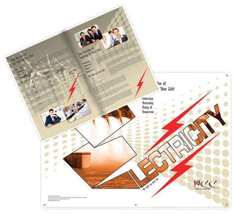 brochure templates electrical electrical services brochure template designs