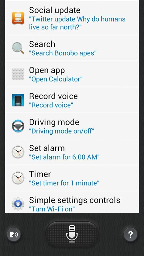 vlingo assistant apk samsung galaxy s4 s s voice apk now available to sammobile